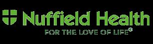 Health Insurance - Nuffied Health Logo
